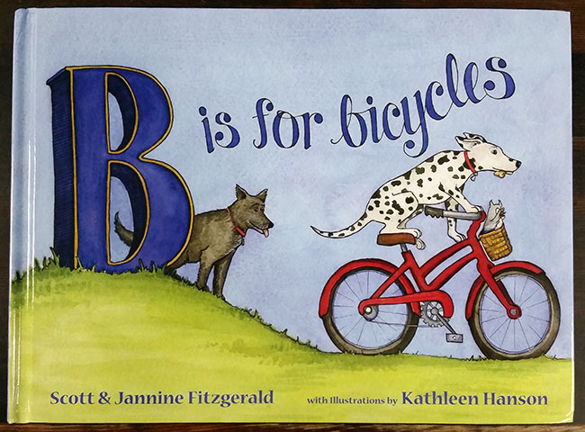 B-for-Bicycle